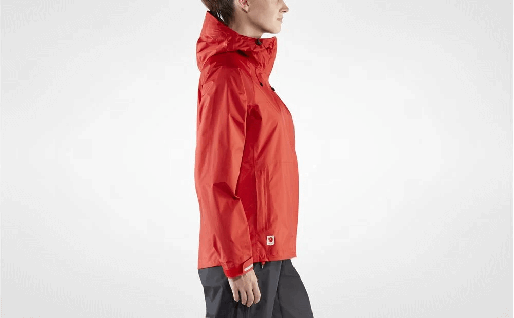 Fjallraven 小狐狸 防水夾克 High Coast Hydratic Jacket